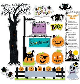 Happy Halloween Mini Bulletin Board Set
