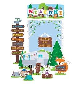 Woodland Welcome Bulletin Board
