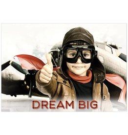 *Dream Big Airplane Chart