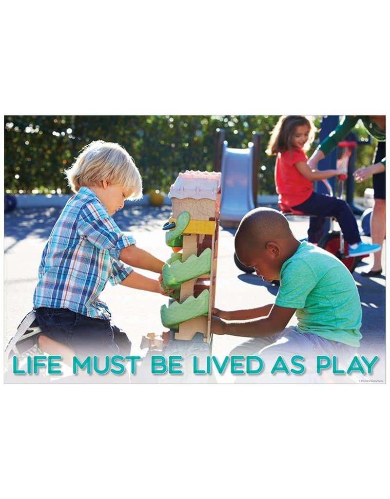 Life Must Be... Poster