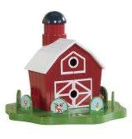 Peekaboo Barn Game