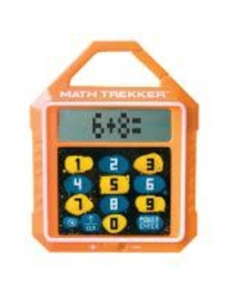 MATH TREKKER Addition & Subtraction