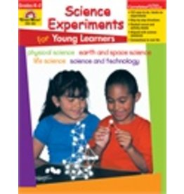 Science Experiments for Young Learners Grades K-2