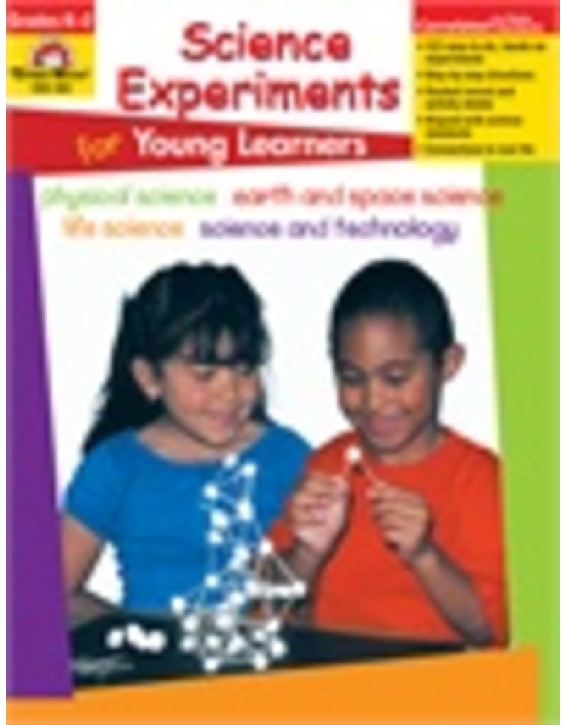 *Science Experiments for Young Learners Grades K-2