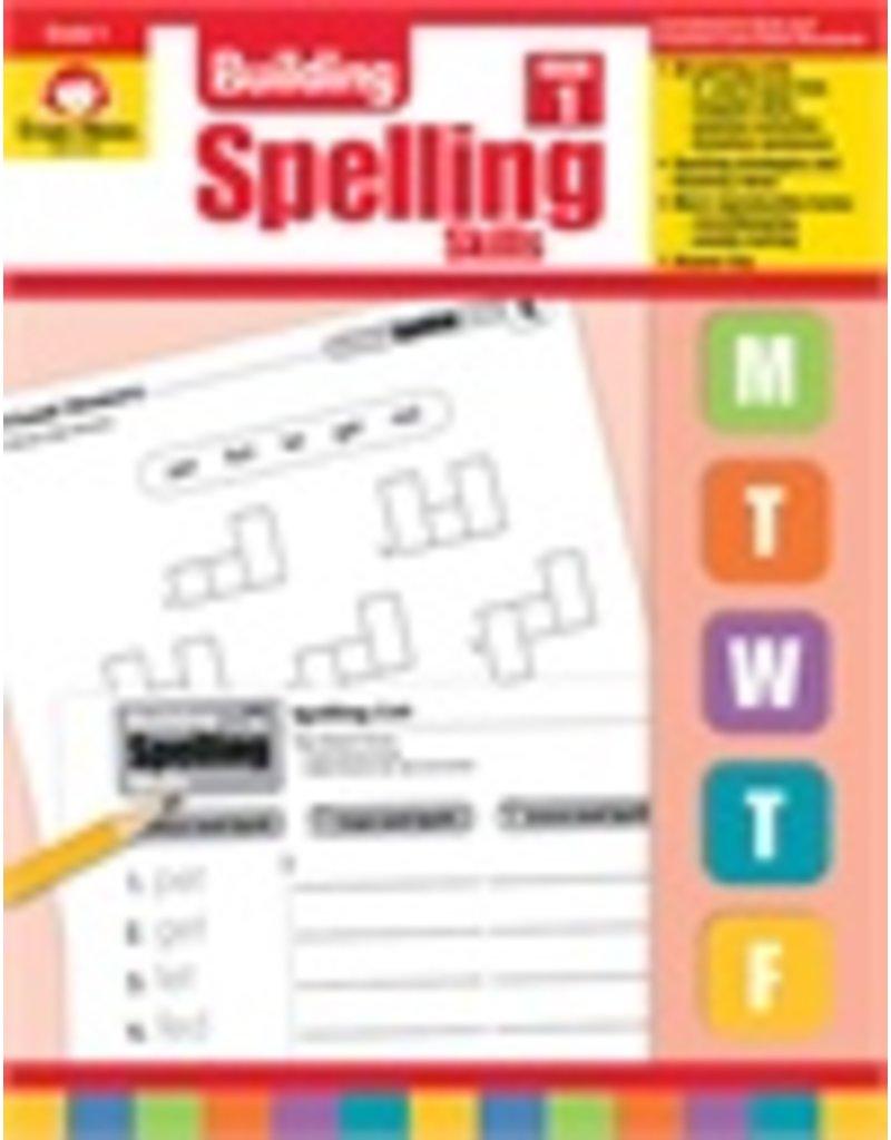 Building Spelling Skills Gr. 1