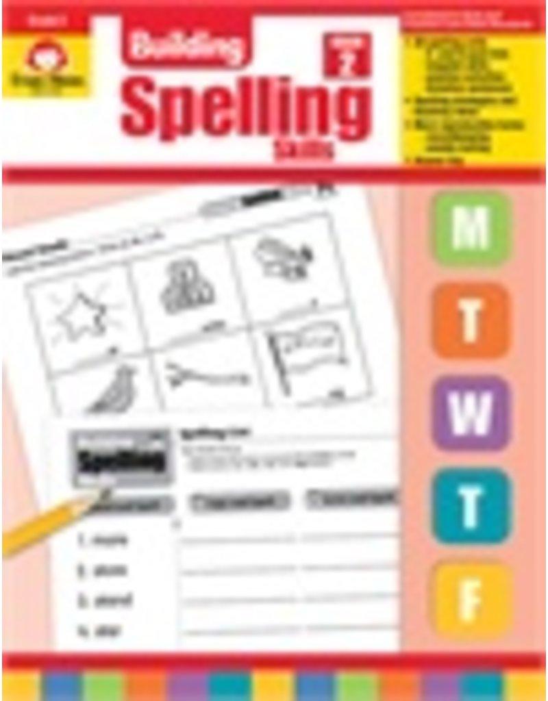 Building Spelling Skills (Grade 2)