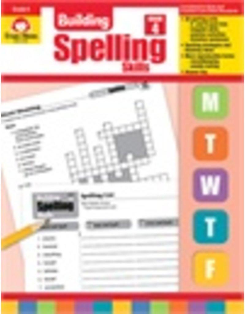 Building Spelling Skills Gr. 4