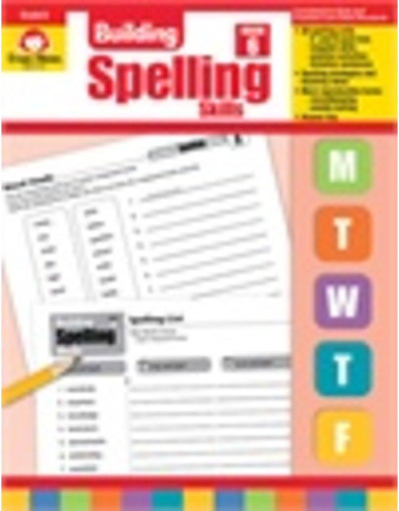Building Spelling Skills Gr. 6