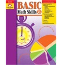 *Basic Math Skills, Grade 6
