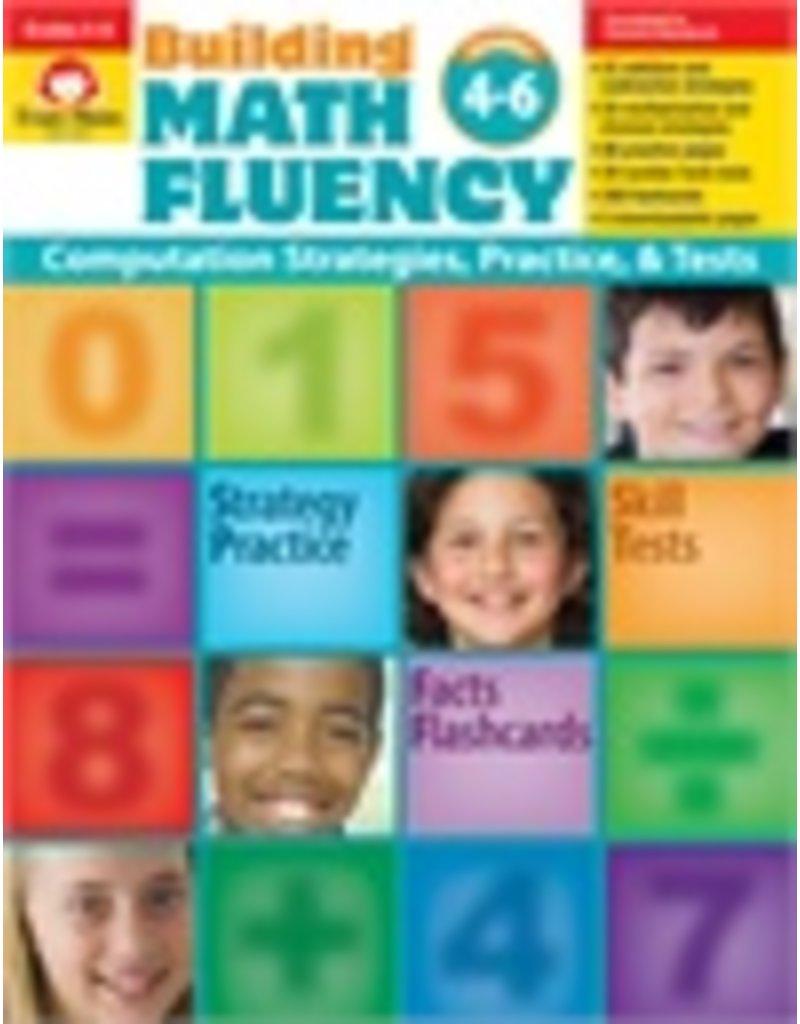 Building Math Fluency, Grade 4-6
