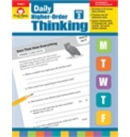 Daily Higher-Order Thinking, Grade 3