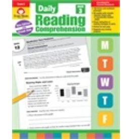 Daily Reading Comprehension, Grade 3