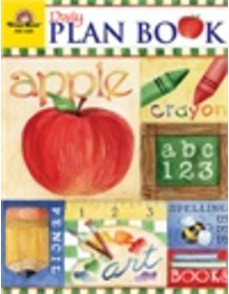 Evan Moor Daily Plan Book