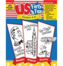 U.S. Facts and Fun Grades 4-6