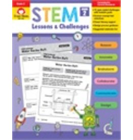 STEM Lessons and Challenges, Gr 2