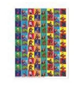 Marvel - Mini Stickers