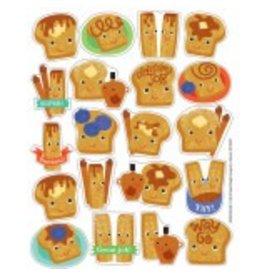 Cinnamon Stickers