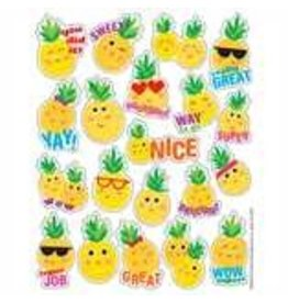 Pineapple stickers