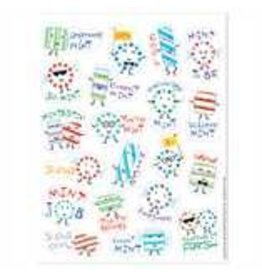 Mint Stickers