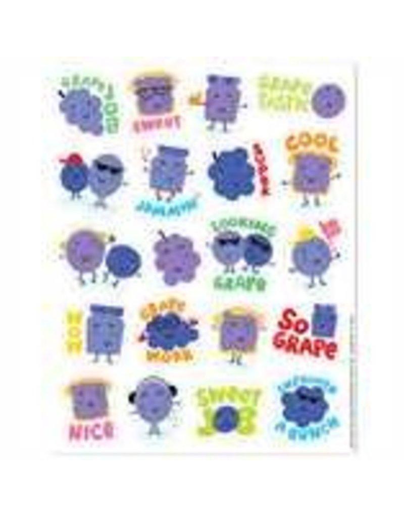 Grape Stickers