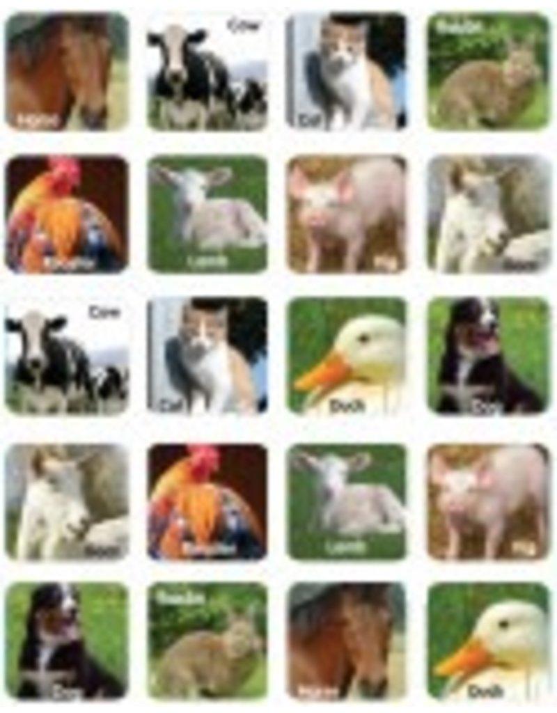 Farm Animals (Photos) Stickers