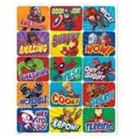 Marvel - Stickers Success