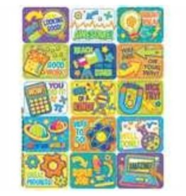 *Color My World STEM stickers