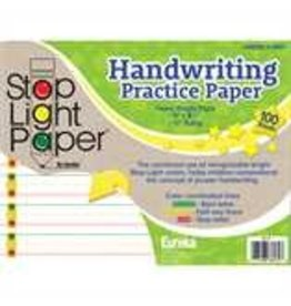 Stop Light Paper 100 Sheets