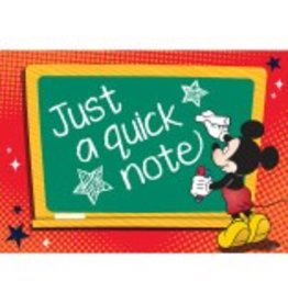 *Mickey® Postcards