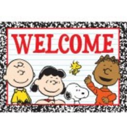 Peanuts® Welcome