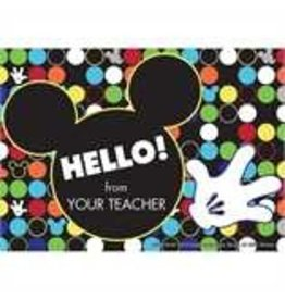 Geo Mickey® Postcards