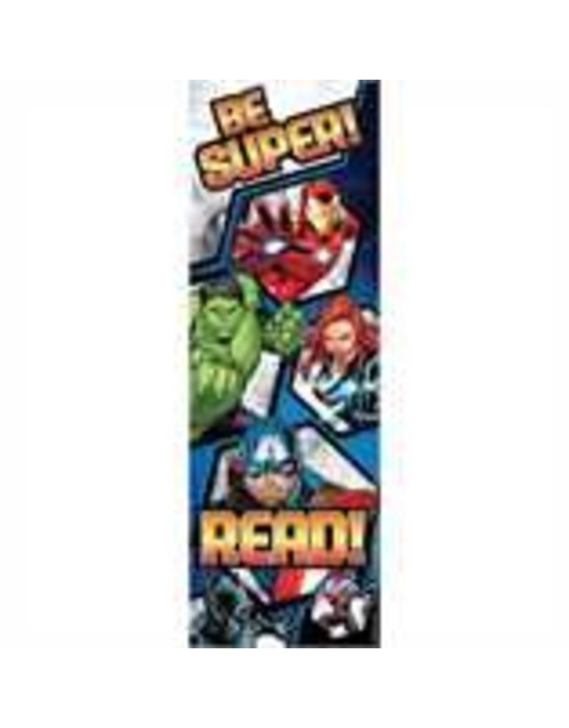 Marvel Bookmarks
