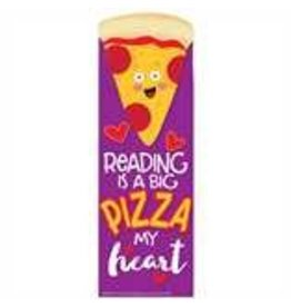 Pizza Scented Bookmark