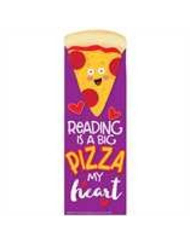 Pizza Scented Bookmark