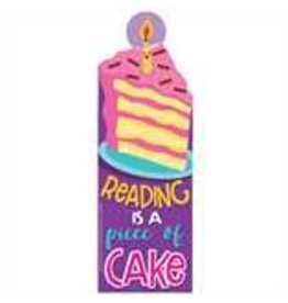 Cake Scented Bookmarks