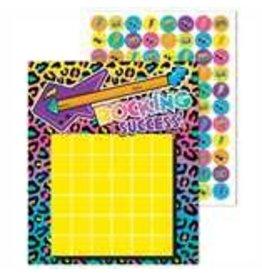 Rock the Classroom Mini Reward Charts Plus Stickers