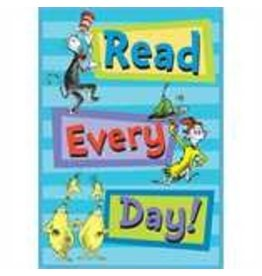 Dr. Seuss™ Read Every Poster