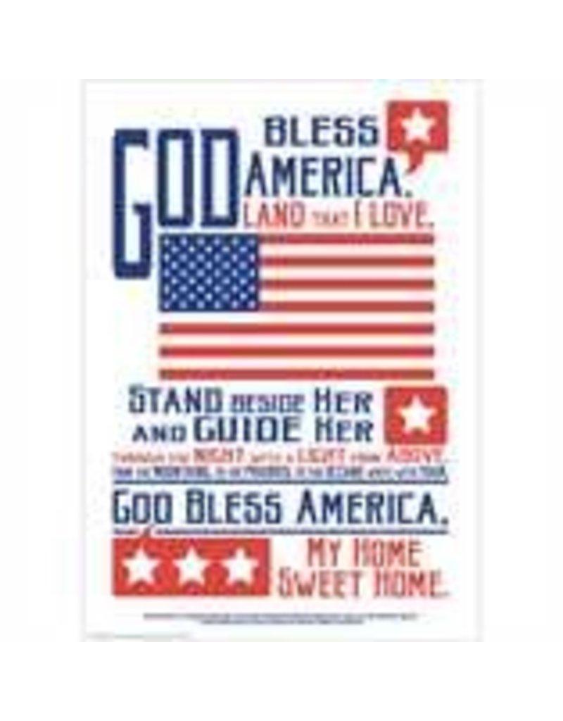 God Bless America- poster