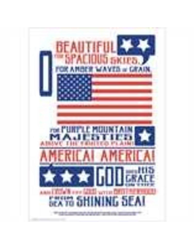 America, America Chart