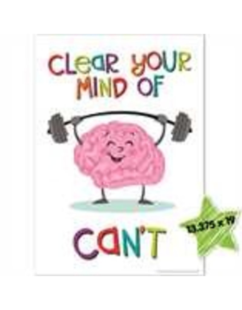 Clear Your Mind Poster