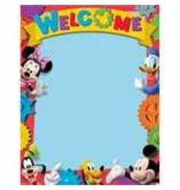 *Mickey Mouse Clubhouse® Welcome
