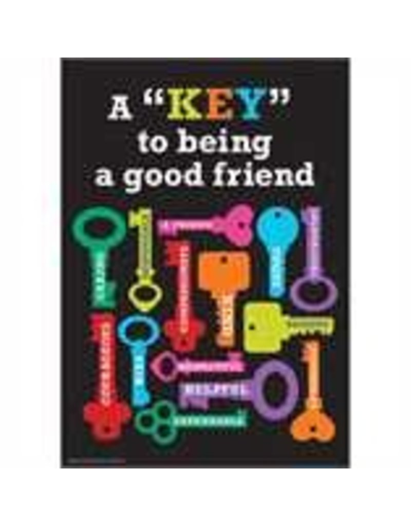 KEY to Being A Good Friend