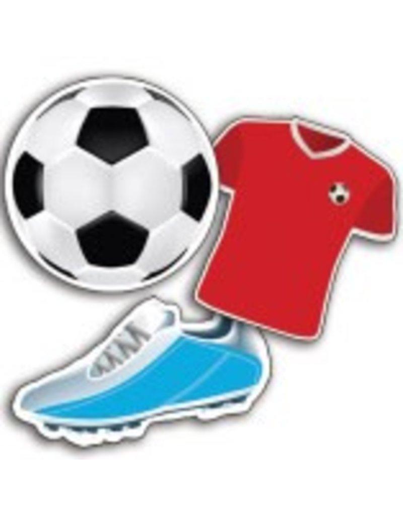 Soccer Asst. Cut-Outs