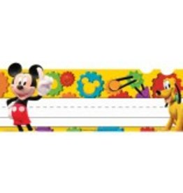 Mickey Mouse Clubhouse Tented Nameplates