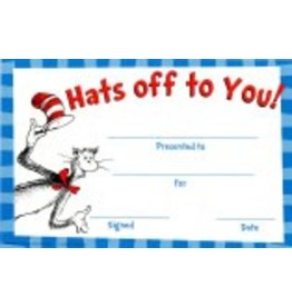 Cat in the Hat™ Hats Off to You! Award