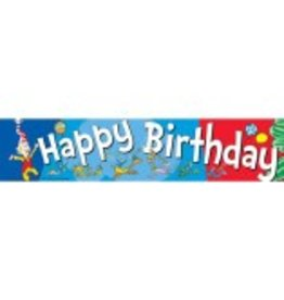 Dr. Seuss™ Happy Birthday Border