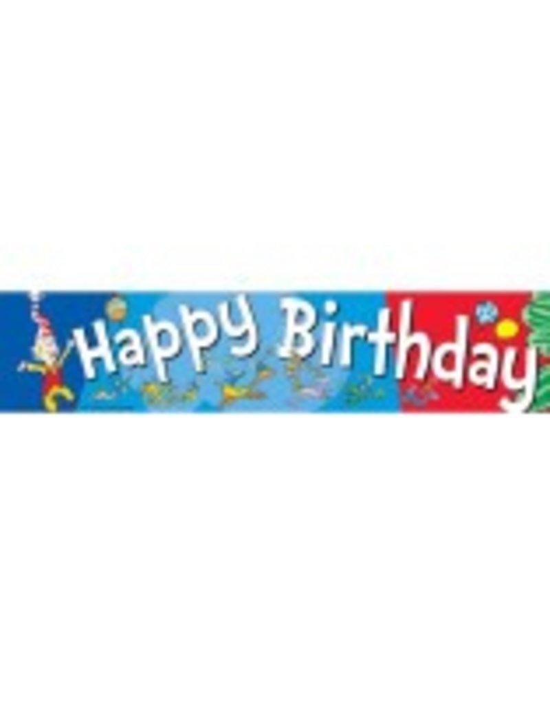 Dr. Seuss™ Happy Birthday Border