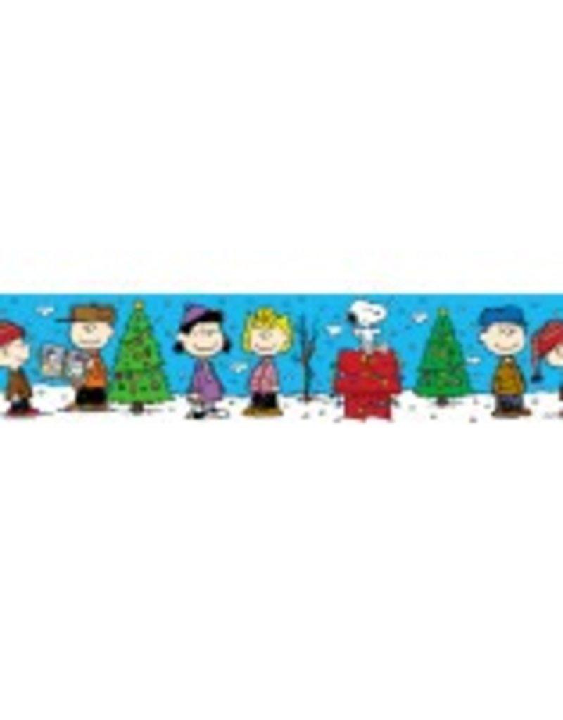 Peanuts Gang Christmas Deco Trim