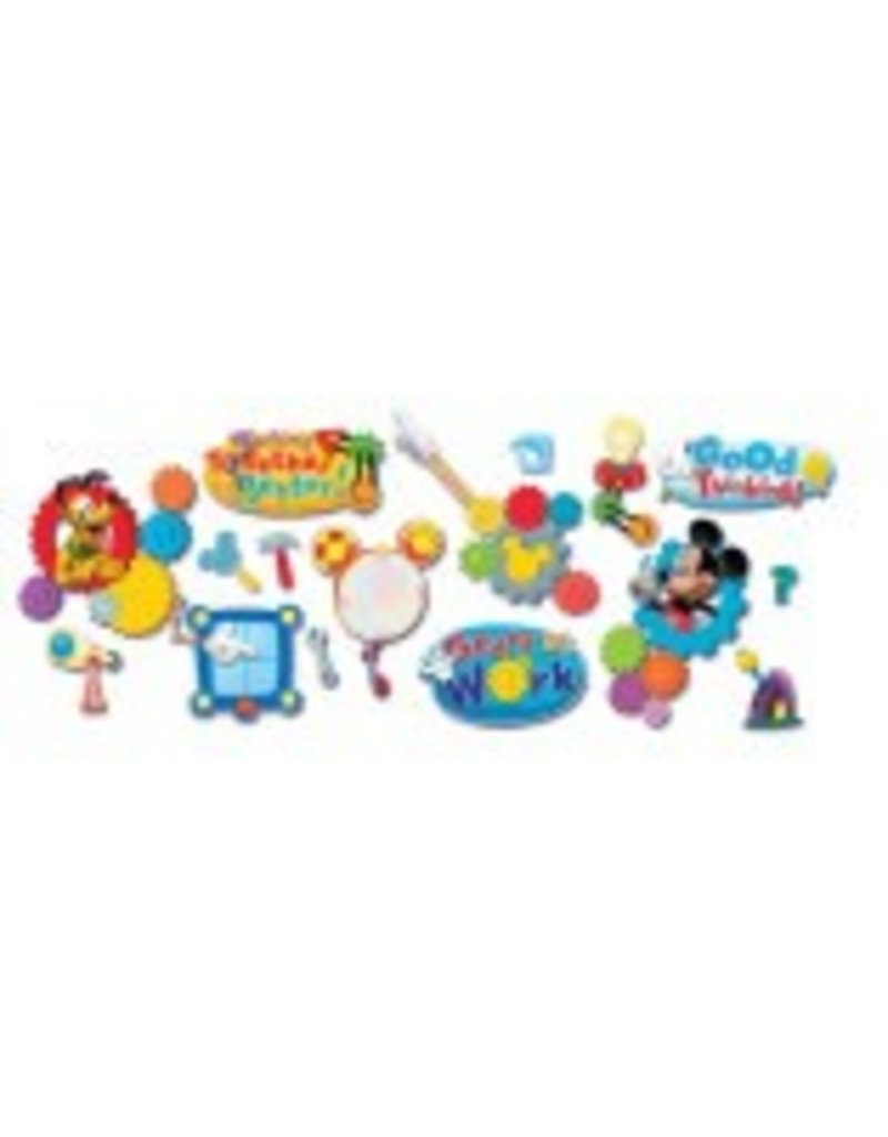Mickey Mouse Clubhouse® Working Together Is Better-Bulletin Board