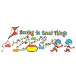 Dr. Seuss™ Goal Setting Bulletin Board